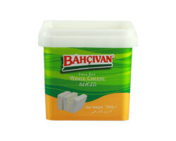BAHCIVAN FULL FAT WHITE CHEESE SLICED 560GM