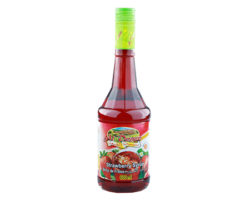 AL DAYAA STRAWBERRY SYRUP 600ML
