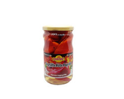 BAKTAT GRILLED PEPPERS 350g