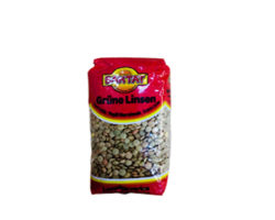 BAKTAT GREEN LENTIL 500GM