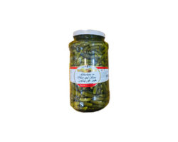 BELLA CONTADINA GHERKINS IN SWEET AND SOUR 1800GM