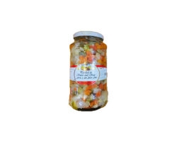 BELLA CONTADINA PICKLED IN SWEET AND SOUR 1800GM