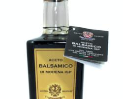 ACETAIA MALPIGHI BALSAMIC VINEGAR IGP 250ML