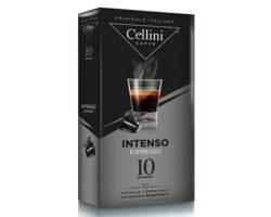 CELLINI ESPRESSO INTENSO 10CAPSULES
