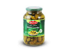 DURRA PICKLED CUCUMBER 1400GM