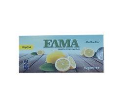 Elma Mastiha Chewing Gum Lemon 10PCS(box)