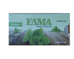 MASTIHA CHEWING GUM MINT 10PCS