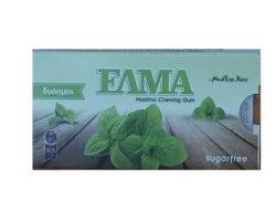 Elma Mastiha Chewing Gum Mint 10PCS(box)