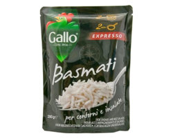 GALLO BASMATI RICE 250GMX2