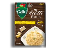 GALLO RISOTTO FOUR CHEESE 175GM
