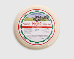 HAJDU COW CHEESE FULL FAT 700GM