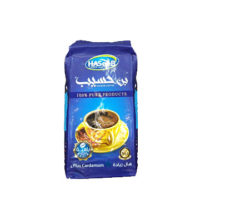 HASEEB COFFEE PLUS CARDAMOM 500GM