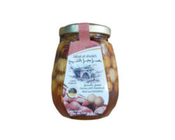 HONEY WITH HAZELNUTS 230GM
