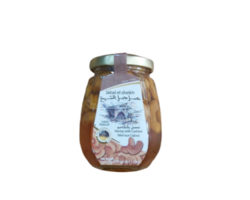 JABAL EL SHEIKH HONEY WITH CASHEW 230GM