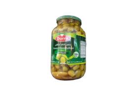GREEN OLIVES SALKINI 1400GM