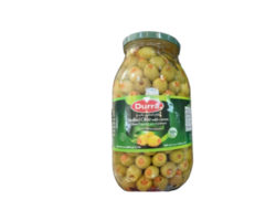 DURRA STUFFED OLIVES WITH CARROTS 2800GM