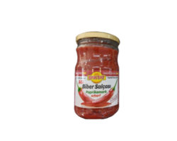 BAKTAT PAPRIKA PASTE HOT 630g