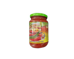 AL DAYAA HOT PEPPER PASTE 400GM