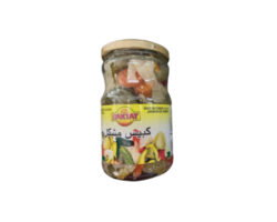 BAKTAT MIXED VEGETABLES 650g