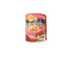 BAKTAT GRILLED RED PEPPERS CAN 2950g