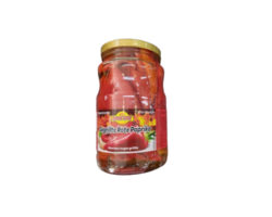 BAKTAT GRILLED RED PEPPERS 2950g
