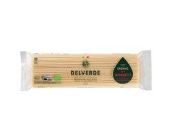 Delverde Organic Spaghetti No4 500GM