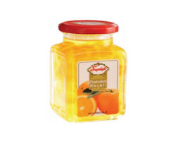 Seyidoğlu ORANGE JAM 380GM