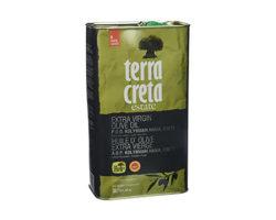 TERRA CRETA EXTRA VIRGIN OLIVE OIL 3LTR