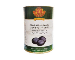 WAFEER BLACK OLIVES 2500GM