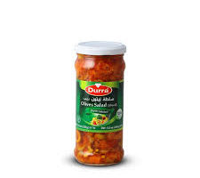 DURRA OLIVES SALAD 240GM