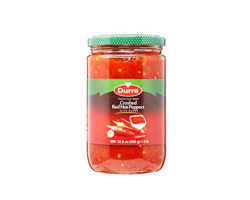 DURRA CRUSHED RED HOT PEPPERS 650GM