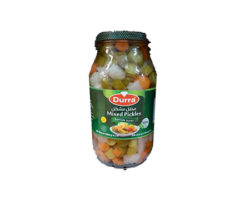 DURRA MIXED PICKLES 2800GM