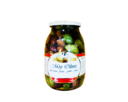 BELLA CONTADINA MIX OLIVES 600GM