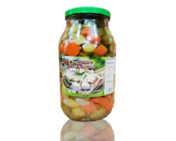 Al Daya Mix Pickles 3000GM