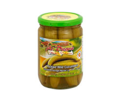 AL DAYAA PICKLED CUCUMBER 660GM