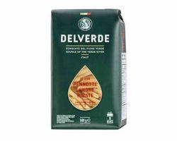 Delverde Pennette Lunghe Rigate No256 500GM