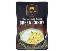 DESIAM GREEN CURRY THAI CURRY PASTE 200GM