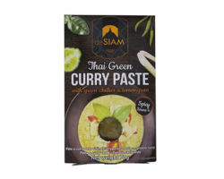 DESIAM GREEN THAI CURRY PASTE 70GM