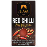 deSiam Red Chilli Stir Fry Paste 30gm