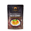DESIAM RED CURRY 200GM COCONUT MILK, EGGPLANT & MUSHROOMS