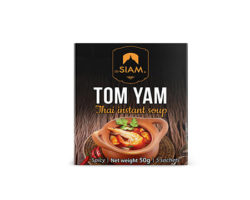 DESIAM TOM YAM THAI INSTANT SOUP 50GM
