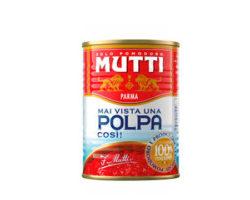 MUTTI POLPA FINELY CHOPPED TOMATOES 12pcs x 400g