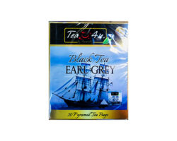 Tea 4U Black Tea Earl Grey 20 Pyramid Tea Bag