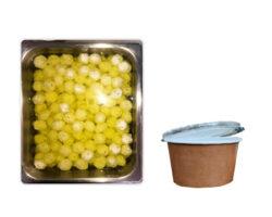 Lebanese Labneh Balls with mint 1kg BD 4.100