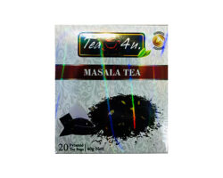 Tea 4U Masala Tea 20 Puramid Tea Bag