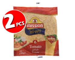 Mission Tortilla Tomato 420gX2 (Spain)