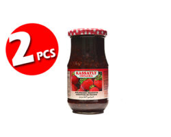 Offer Kassatly Strawberry Jam 450 GramX 2