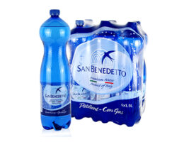 San Benedetto Mineral Water (1.5L x 6) 2case