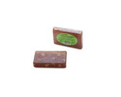 Soap Bar With Chios Mastiha, Olive And Almond Granules 100gOS MASTIHA, OLIVE & ALMOND GRANULES 100G