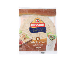 Mission Tortillas Whole Wheat 420gX2 (Spain)